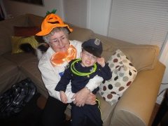 Mama with Aiden