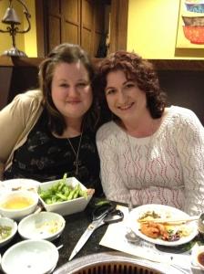 Melissa & Megan @ Korean BBQ
