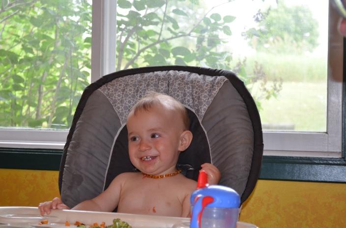 Macklan 1st Birthday