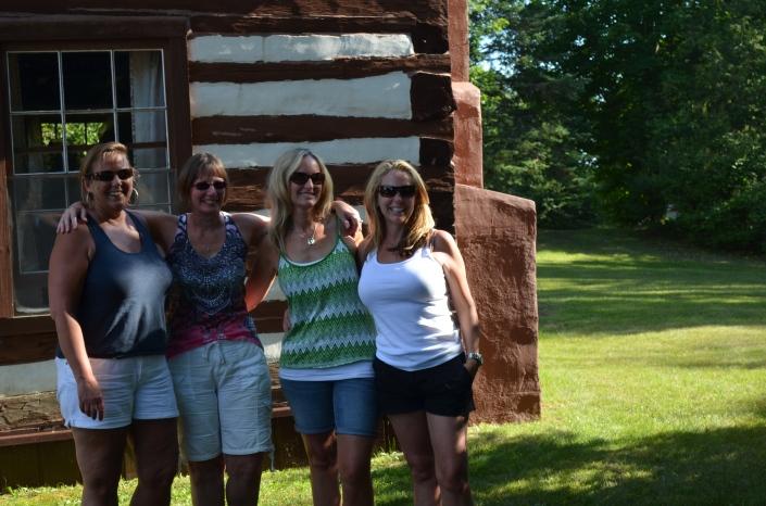 Sue, Carol, Carrie, Carol