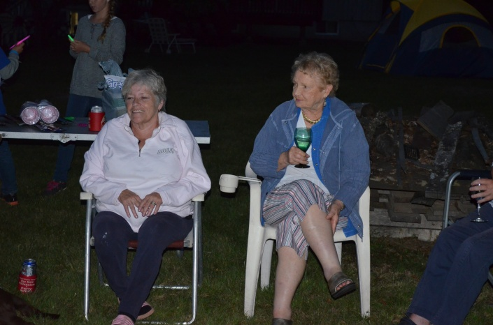Aunt Barb & Dorothy