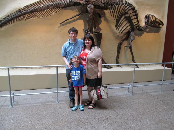 Shawn, Megan & Abby