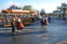 Parade on Main Street USA