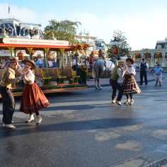 Parade on Main Street USA