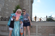 The Fairy Godmother with Abby & Aiden and Melissa