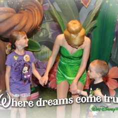Tinker Bell talking to Aiden
