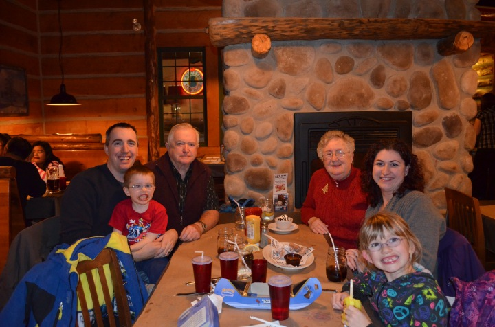 The Cain's at Montana's