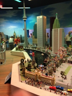 View of Mini-Toronto