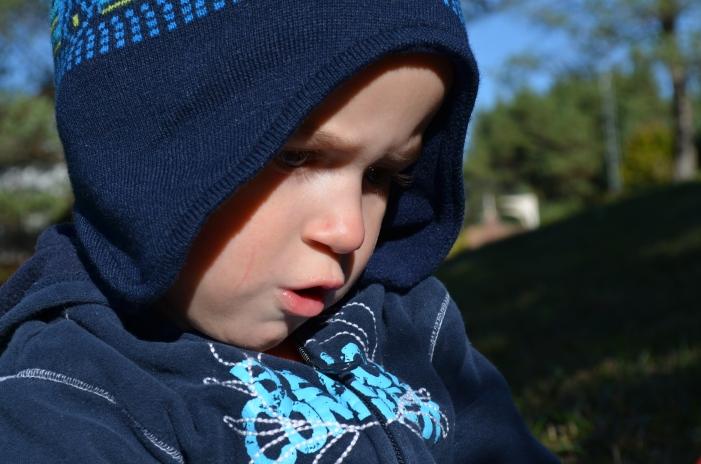 Closeup of Macklan