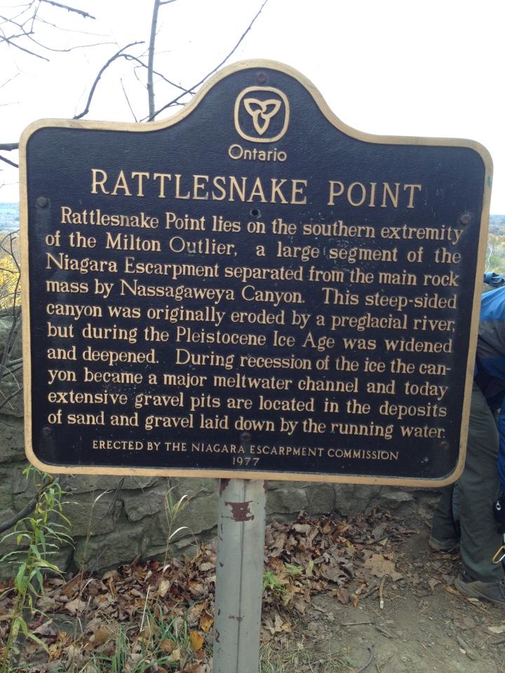 Rattlesnake Point_Oct 2014