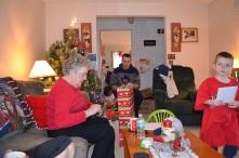 Christmas Morning in Peterborough 2014