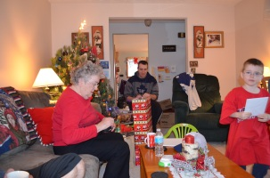 Christmas Morning in Peterborough 2014