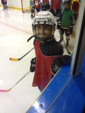 Abby at the start of the season!!!!