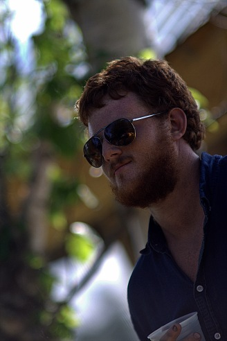 Candid Shot of Phillip by Shawn