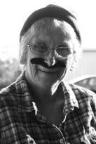 Auntie Joyce the Lumberjack