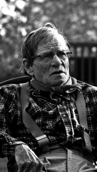 Portrait of Uncle Al by Shawn