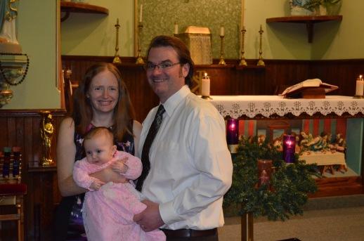 Peter, Julie & Eva