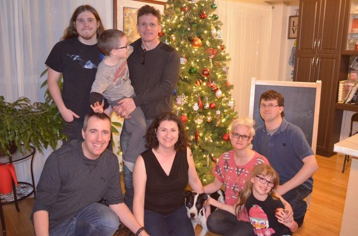 Visit with Steven, Oren, Shauna & Shawn (Dec 2015)