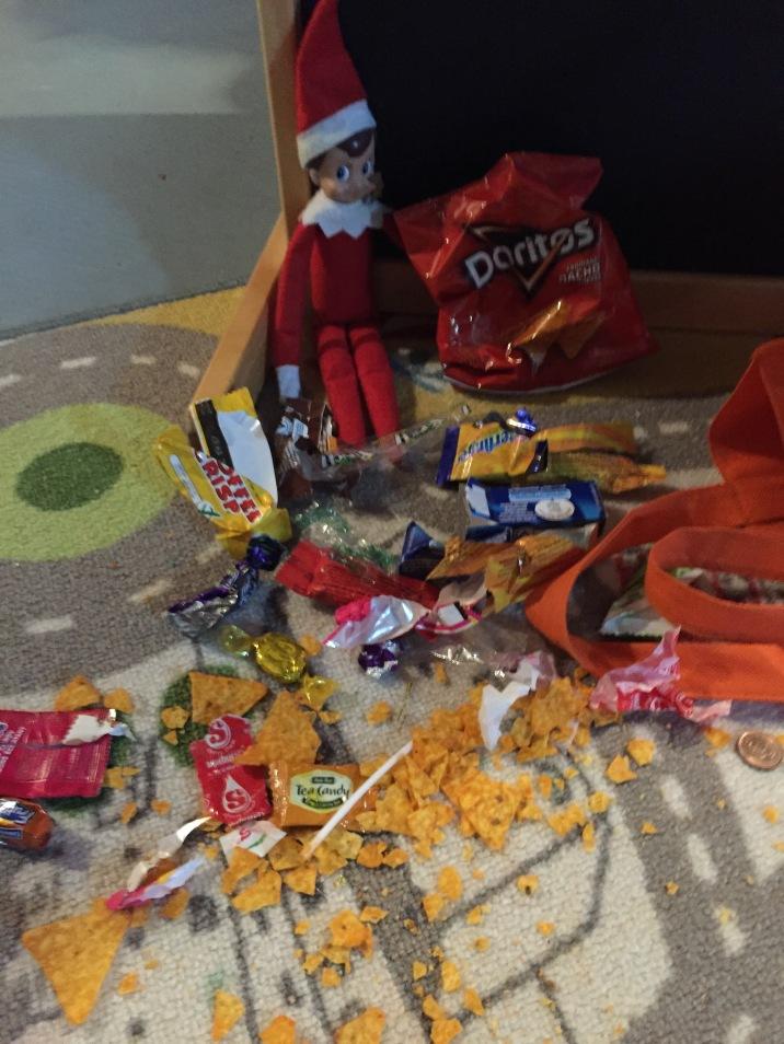 Blizzard waiting their Halloween Candy