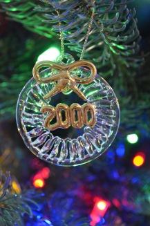 Sandra got this for Melissa in 2000