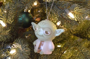 We got this for Abby in 2015 to remember our trip to se Star Wars: The Force Awakens on Boxing Day.