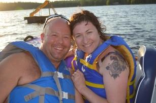 Aaron & Melissa