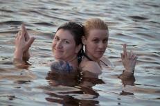 Melissa & Shauna Angels