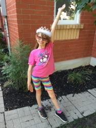 Abby turning 10