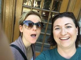Shauna & Melissa Selfie