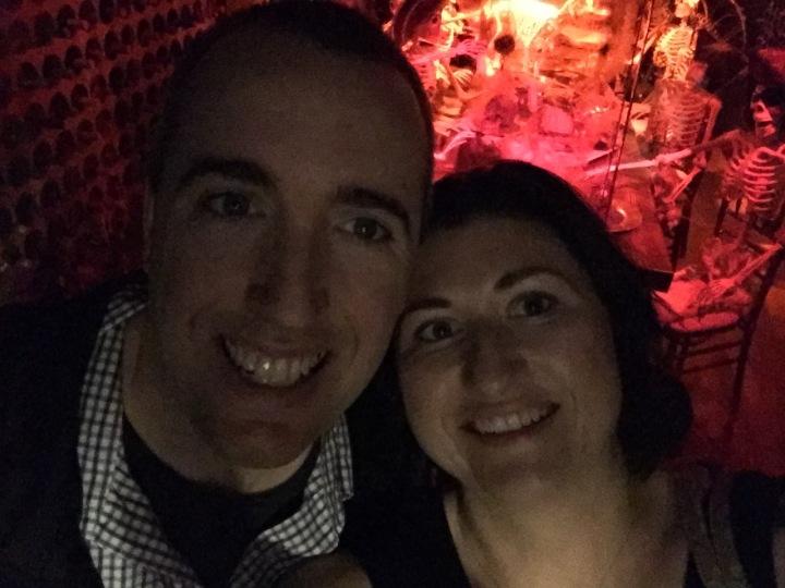 Peter & Melissa Selfie