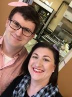 Shawn & Melissa Puppy Selfie