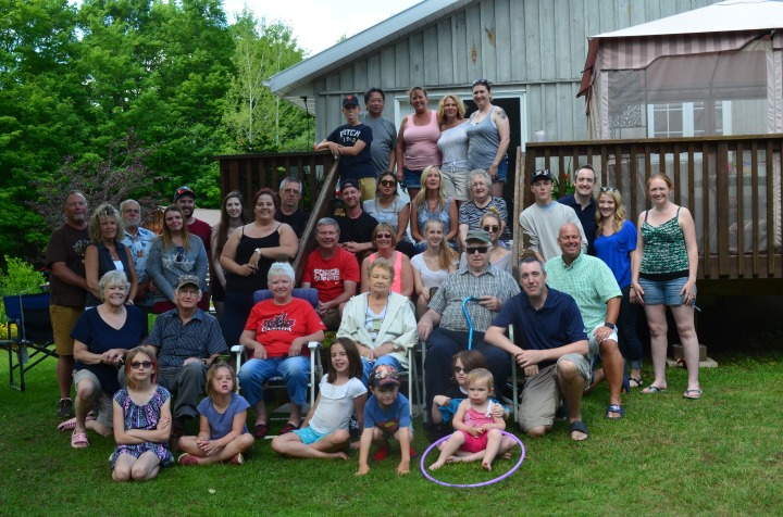 Cain Family Reunion_July 8, 2017