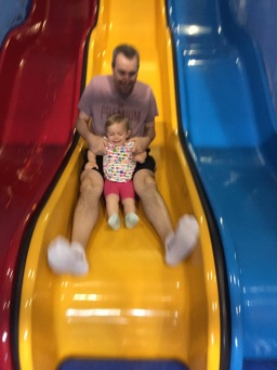 Macklan & Eva Visiting_July 14, 2017