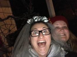 Melissa & Auntie Megan selfie