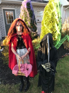 Dead Red Riding Hood and the Grim Reeper