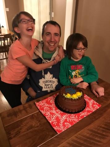 Peter's Birthday: Nov 11, 2017