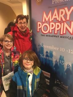 Mary Poppins: Nov 2017