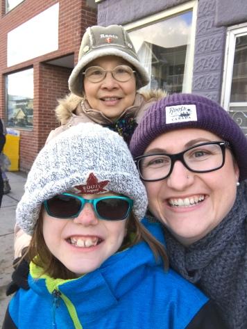 Lakefield Santa Claus Parade: Nov 2017