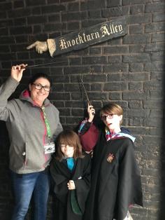Trip to North Carolina & Universal Studios: Dec 28, 2017-Jan 6, 2018