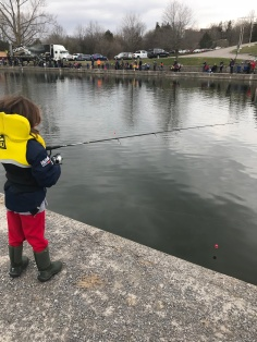 Greenwing Fishing Derby: April 2018